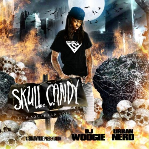 Product picture DJ Woogie Lil Wayne Skull Candy